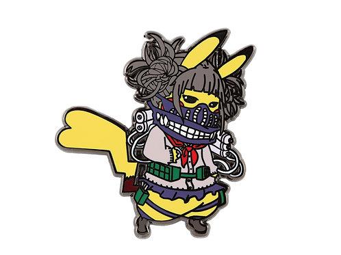 Pikachu as Toga Hard Enamel Pin