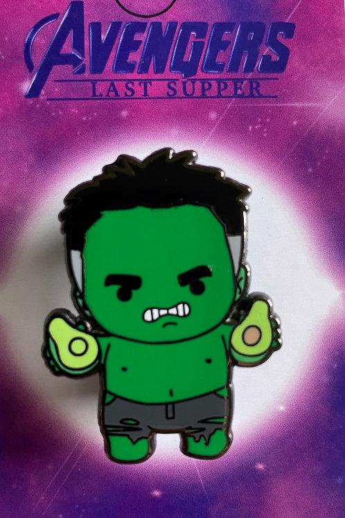 Hulk Hard Enamel Pin