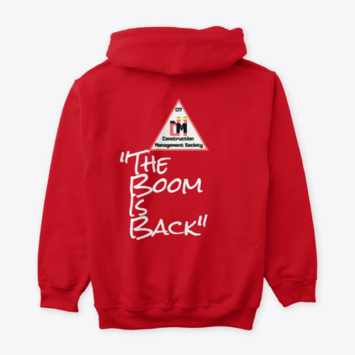 Construction Management Society Hoodie