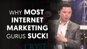 What Marketing Guru's Don't Tell About Marketing Online