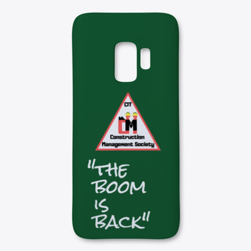 Construction Management Society Samsung Phone Case