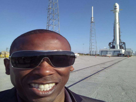 Bahamas-born engineer plays integral role in SpaceX rocket launch