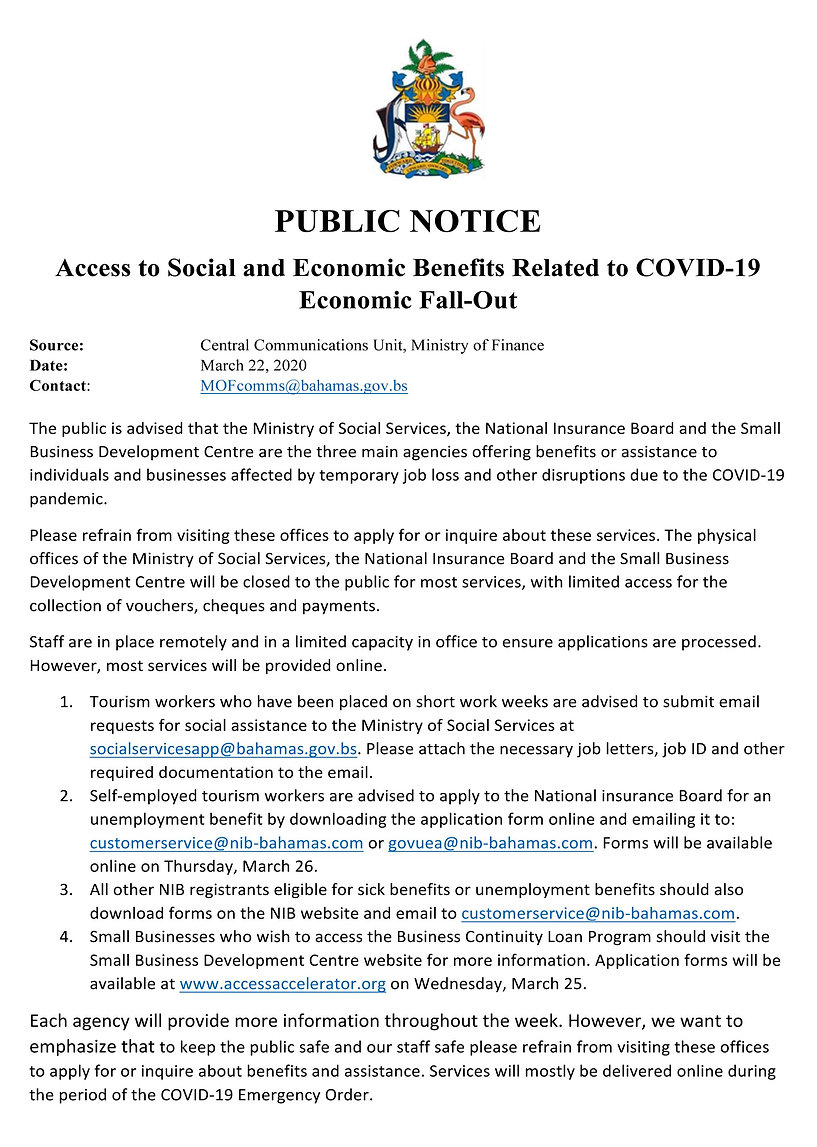 PUBLIC NOTICE Access to COVID-19 SEB.jpg