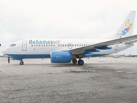 Cooper: Bahamasair will likely suffer 15 to 20 percent revenue drop