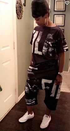 Reba Harlem Black 2 pc