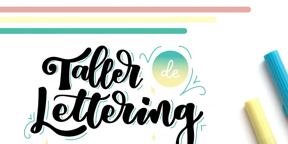 Iniciación al Lettering