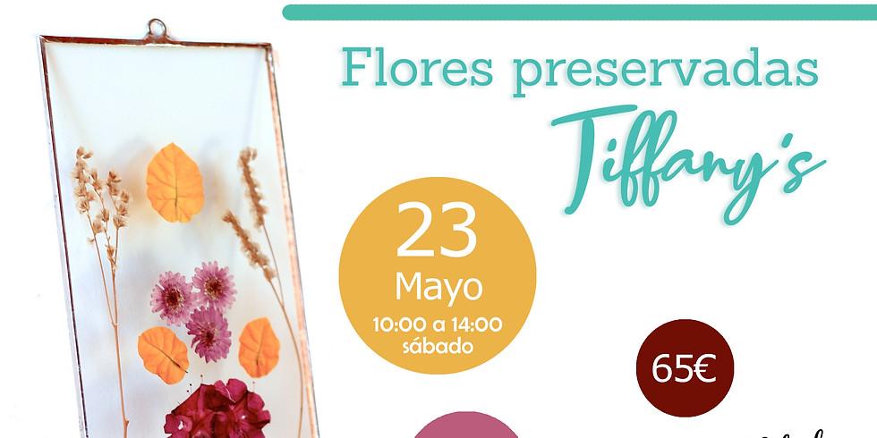 Flores preservadas Tiffany's