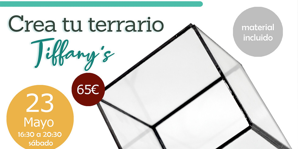 Taller de Terrario Tiffany's