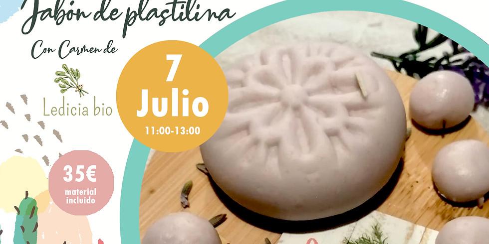Jabón de Plastilina