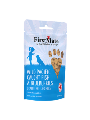 FirstMate: (Blue)Treats Wild Pacific Fish & BB