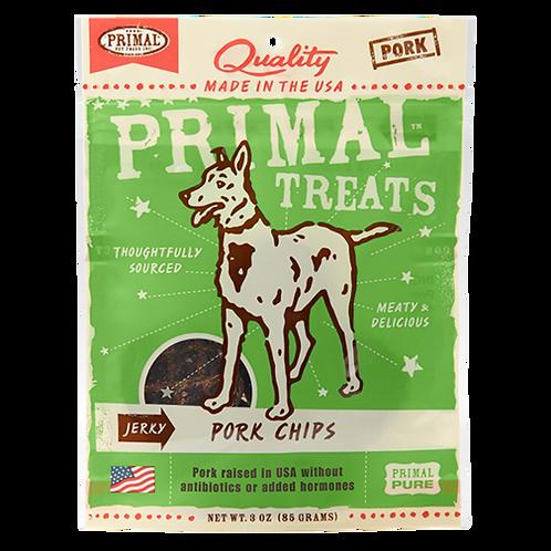 Primal Treats: Pork Chips