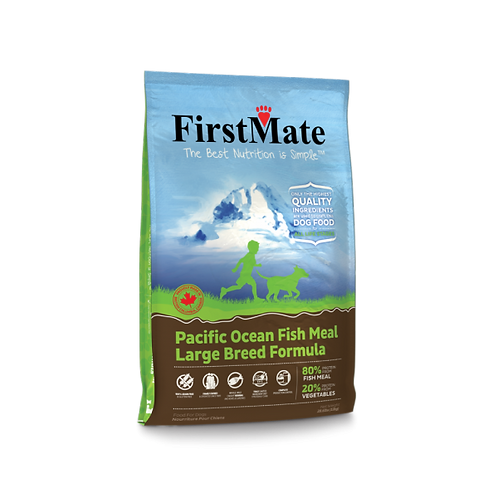 First Mate - Pacific Oceean Fish - Large Breed Formula