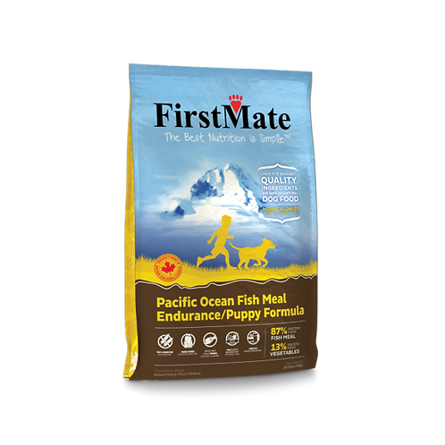 FirstMate: (Yellow) Puppy Dog Food