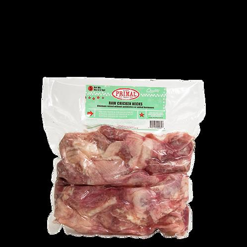 Primal Foods: Raw Chicken Necks