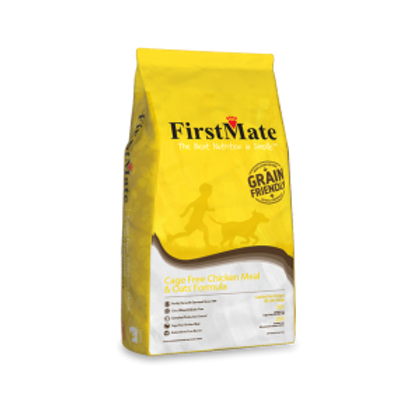 First Mate- Cage Free Cicken Meal & Oats Formula