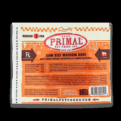 Primal Foods: Beef Marrow Medium