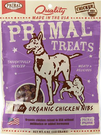 Primal Treats: (Purple) Chicken Nibs