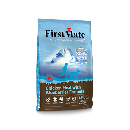 First Mate - Chicken with Blueberries Formula