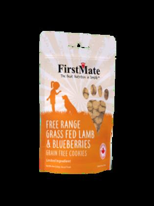 FirstMate: (Orange) Treats Lamb