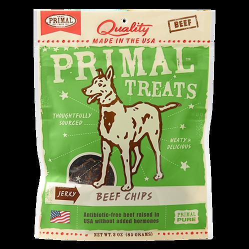 Primal Treats: Beef Chips