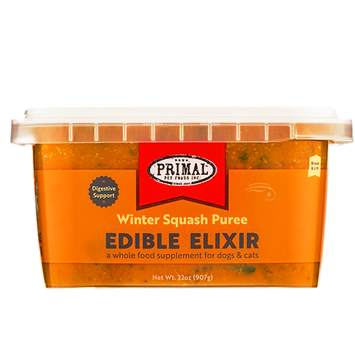 Primal Food: Winter Squash Puree 32 oz