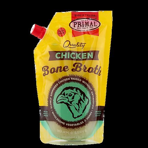 Primal Food: Chicken Bone Broth 20 oz