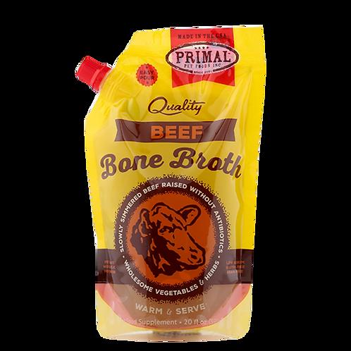 Primal Food: Beef Bone Broth 20 oz