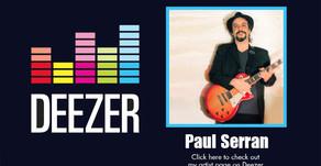 Paul Serran on Deezer