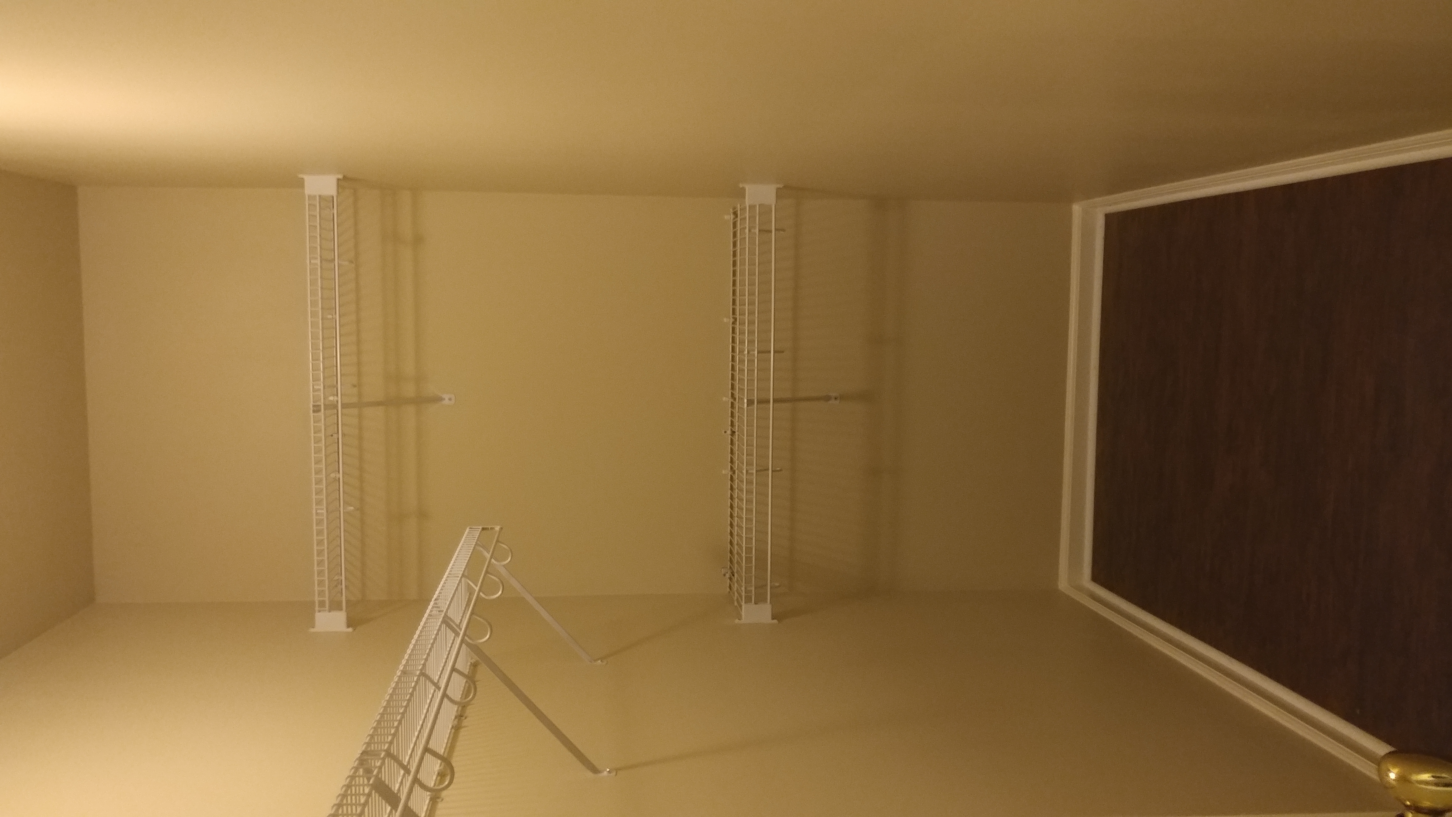 Walk-in closet #2