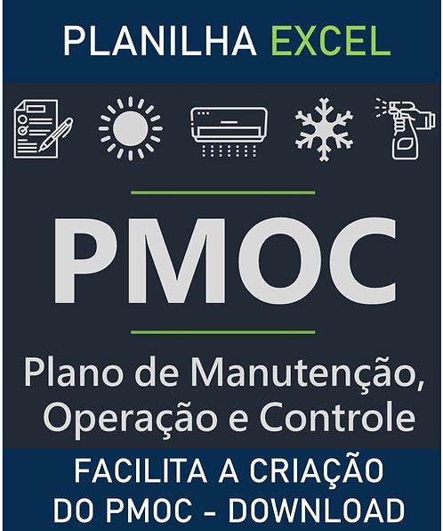 PMOC 50 - Plano de Manutenção, Operação e Controle