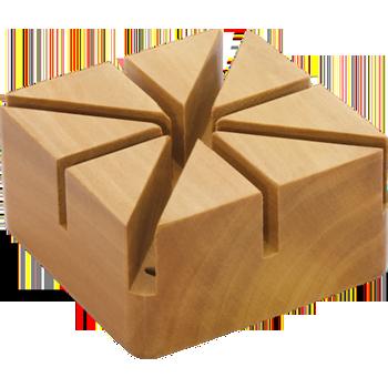 סטנד מעץ לקיצור צמידים ורצועות