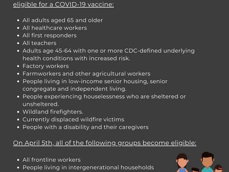 Covid-19 Vaccine | Vacuna de COVID-19