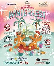 Winterfest Vista Village