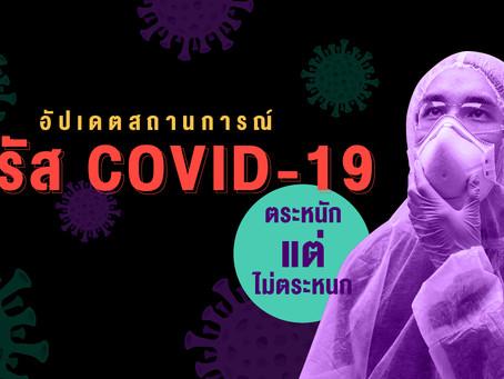 เชื้อไวรัส COVID-19 ไม่ทนความร้อน