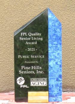 QSLA Public Service Award