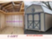 10x12 U-loft barn w- octigon window (1).