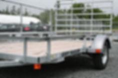 easy hauler trailer