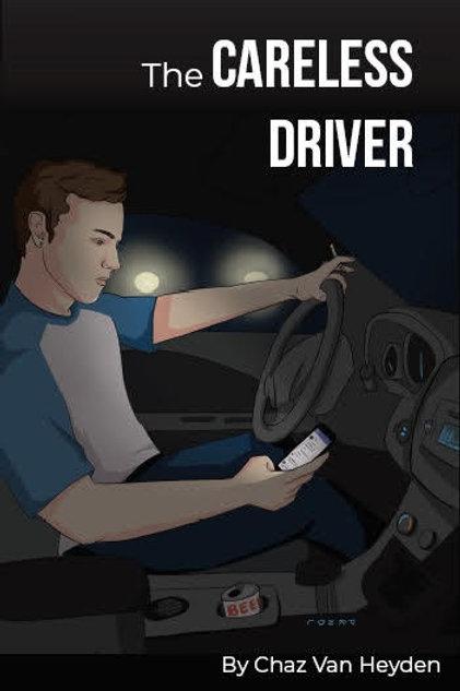 THE CARELESS DRIVER  SOFT COVER U.S.