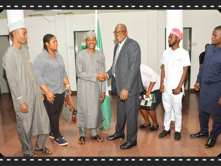 NYP Set to Partner with Niger Delta Ministry.