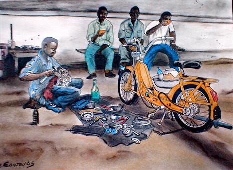 Moto Mechanic