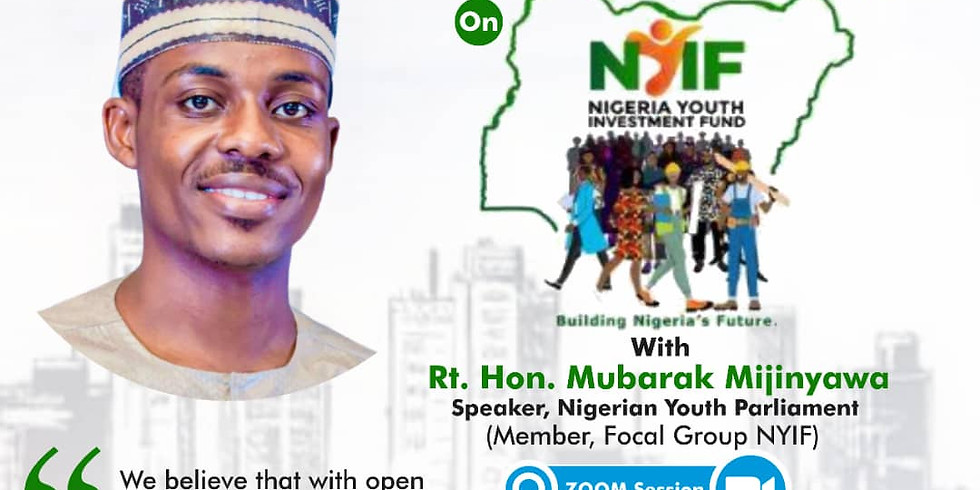 Public Hearing on National Youth Investment Fund
