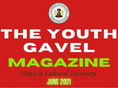 NYP TO PUBLISH 'THE YOUTH GAVEL MAGAZINE'