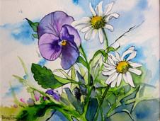 Garden Sketch 2