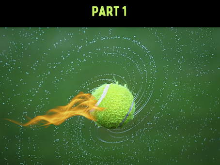 Tennis Power Training - Part 1