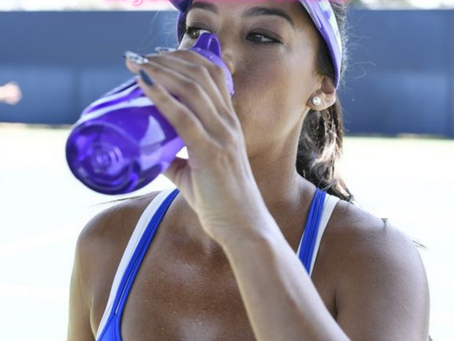 Dehydration and Power Output