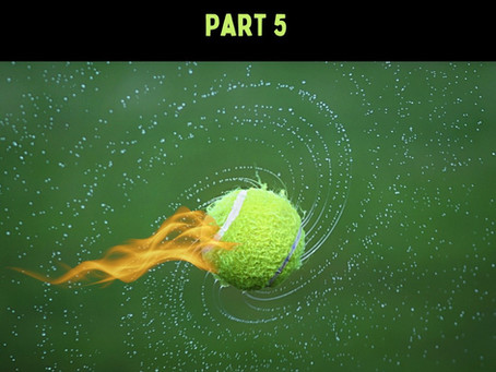 How to Train for Power in Tennis - Part 5