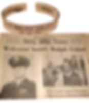 GALATI POW NEWSPAPER AND BRACELET.jpeg