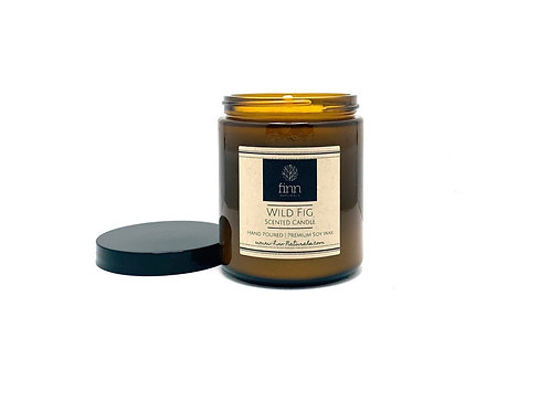Wild Fig Scented Soy Candle
