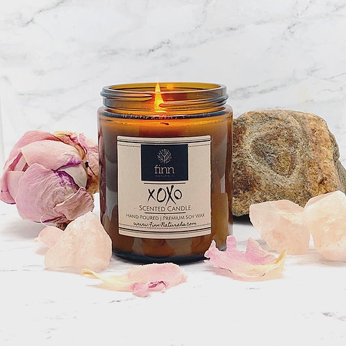 XOXO Scented Soy Candle