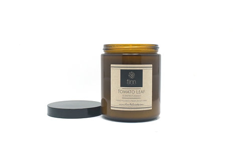 Tomato Leaf Scented Soy Candle